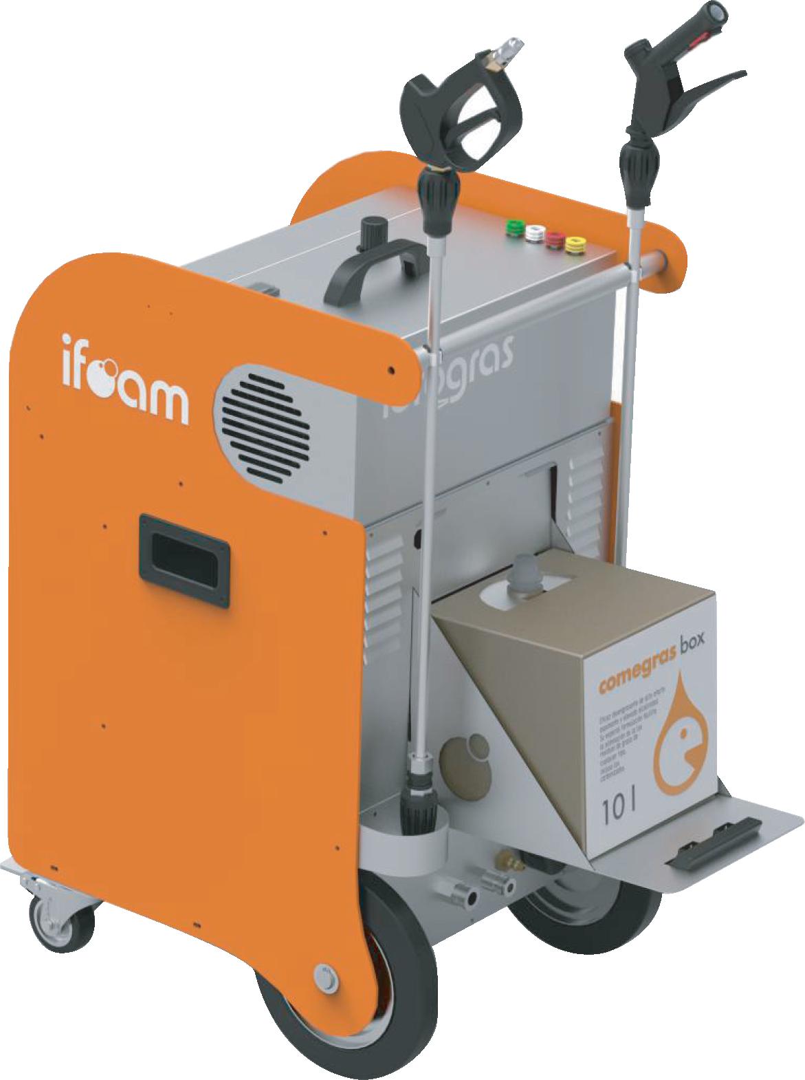 maquina ifoam
